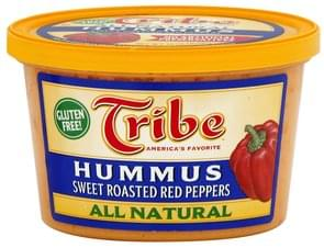 Tribe Hummus Sweet Roasted Red Peppers