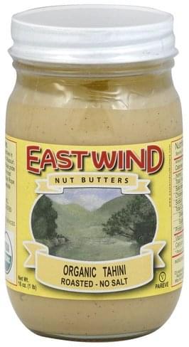 East Wind Organic Tahini - 16 oz