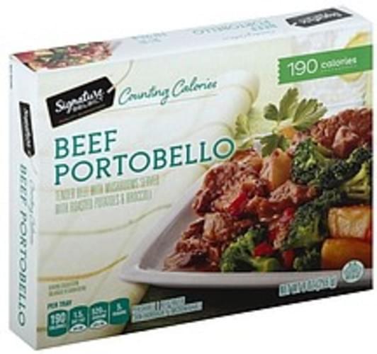Signature Select Beef Portobello - 9 oz