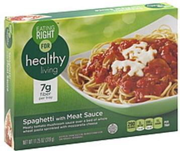 Signature Select Spaghetti in Meat Sauce
