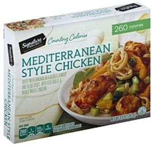 Signature Select Chicken Mediterranean Style