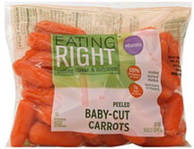 Eating Right Baby-Cut Carrots Peeled