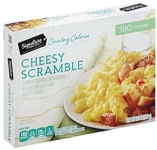 Signature Select Cheesy Scramble