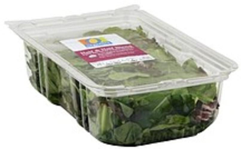O Organics Half & Half Blend - 10 oz