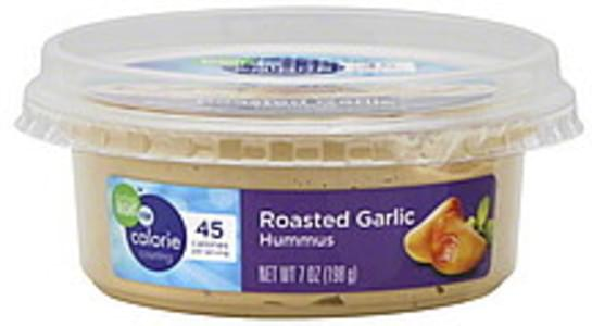 Eating Right Hummus Roasted Garlic