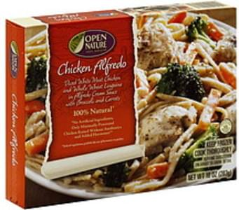 Open Nature Chicken Alfredo