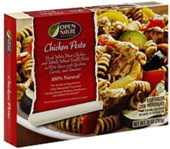 Open Nature Chicken Pesto