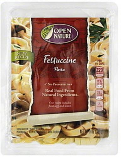 Open Nature Fettuccine - 9 oz