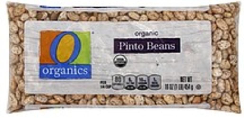 O Organics Organic, Pinto Beans - 16 oz