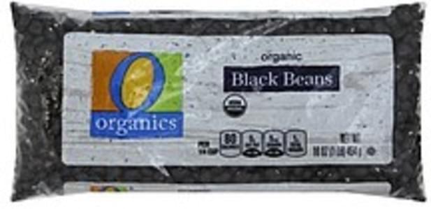 O Organics Beans Organic, Black
