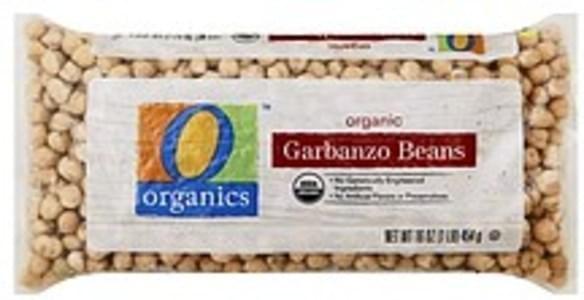 O Organics Garbanzo Beans Organic