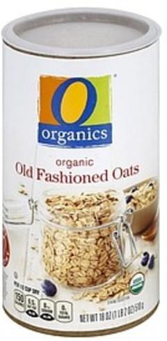 O Organics Oats Organic, Old Fashioned