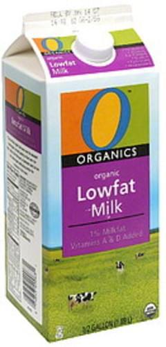 O Organics Organic Lowfat Milk