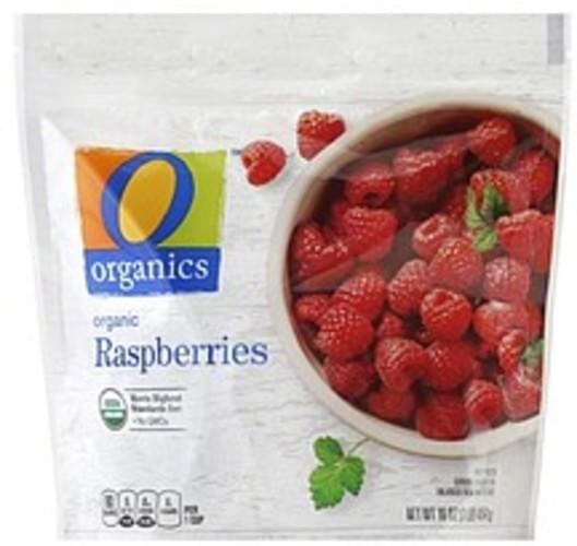 O Organics Organic Raspberries - 16 oz