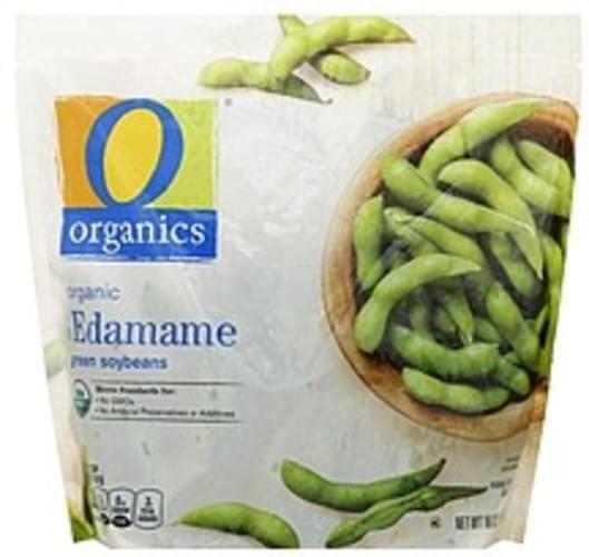 O Organics Organic Edamame - 16 oz