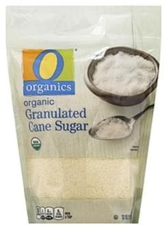 O Organics Cane Sugar Granulated, Organic