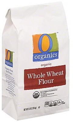 O Organics Whole Wheat Flour Organic