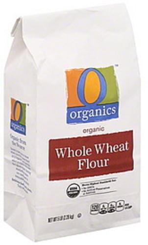 O Organics Organic Whole Wheat Flour - 5 lb