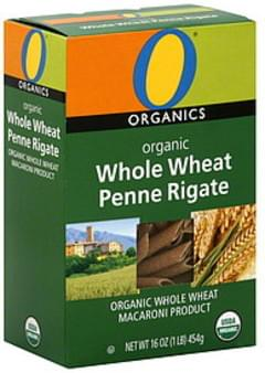 O Organics Penne Rigate Organic Whole Wheat