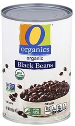 O Organics Black Beans Organic