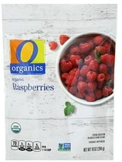 O Organics Raspberries