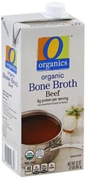 O Organics Organic, Beef Bone Broth - 32 oz