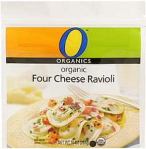 O Organics Ravioli Organic, Four Cheese