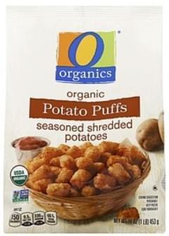 O Organics Potato Puffs Organic