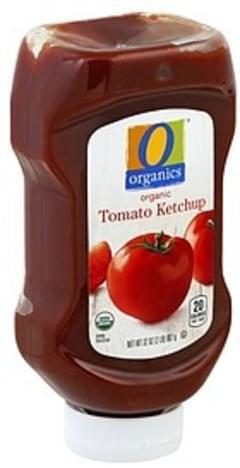 O Organics Tomato Ketchup Organic