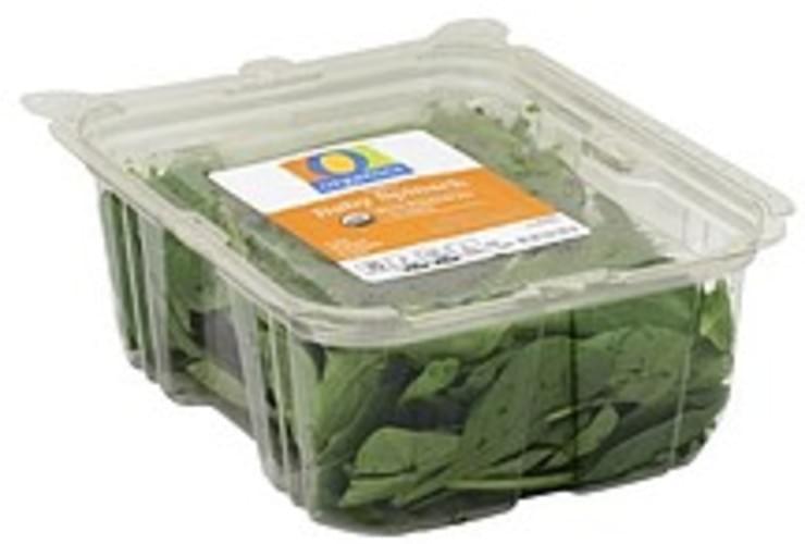 O Organics Organic, Baby Spinach - 5 oz