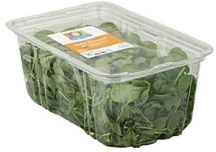 O Organics Spinach Organic, Baby