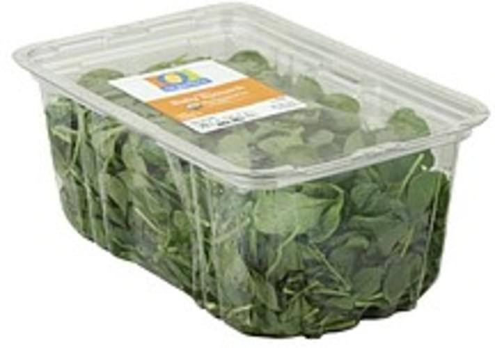 O Organics Organic, Baby Spinach - 16 oz
