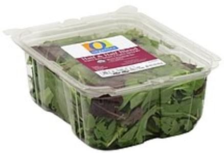 O Organics Half & Half Blend