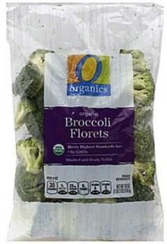 O Organics Broccoli Florets