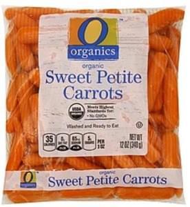 O Organics Carrots Organic, Sweet Petite