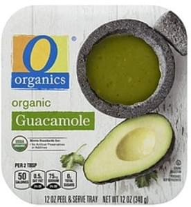 O Organics Guacamole Organic