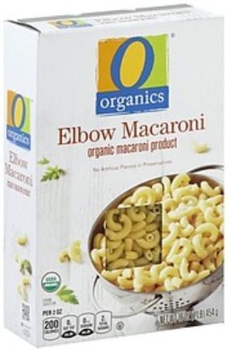 O Organics Organic Elbow Macaroni - 16