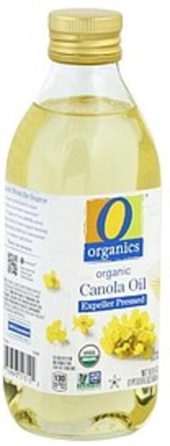 O Organics Canola Oil Organic, Expeller Pressed