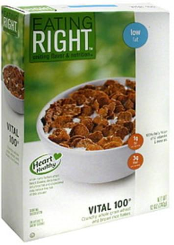 Eating Right Cereal - 12 oz