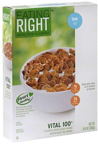 Eating Right Cereal - 10.6 oz