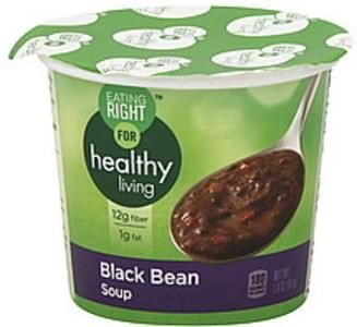 Eating Right Soup Black Bean