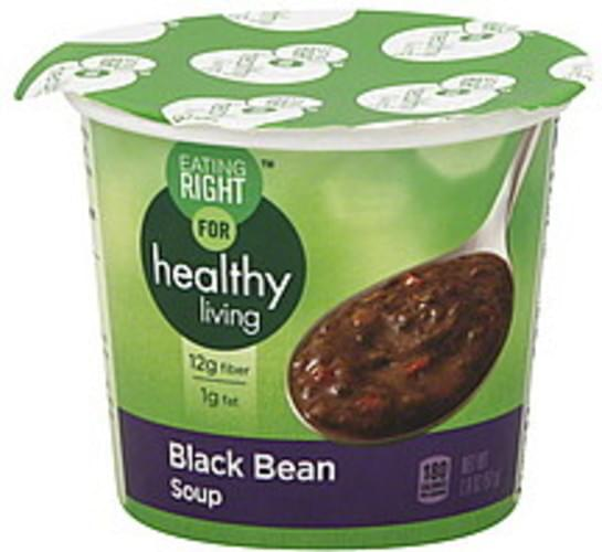 Eating Right Black Bean Soup - 1.8 oz