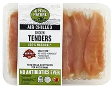 Open Nature Chicken Tenders
