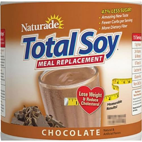 Naturade Total Soy Chocolate Meal Replacement - 38 g