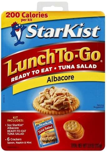 Starkist Albacore Tuna Salad - 3.8 oz