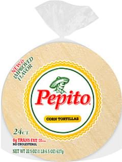 Pepito Tortillas Corn