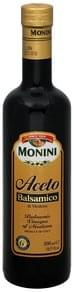 Monini Balsamic Vinegar of Modena