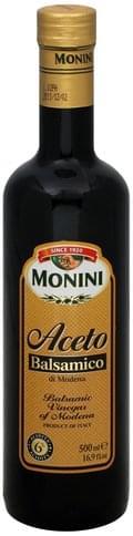 Monini of Modena Balsamic Vinegar - 16.9 oz