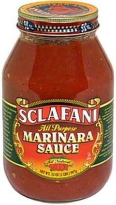 Sclafani All Purpose Marinara Sauce