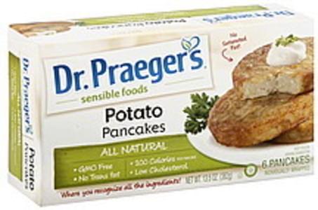 Dr Praegers Pancakes Potato